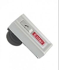 Enter Bluetooth Headset E-B500 (Silver)