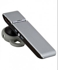 True Blue Voice Bluetooth Headset TBV-M02 (Silver)