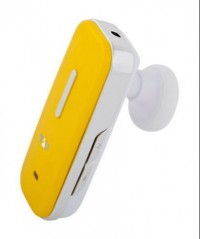 True Blue Voice Bluetooth Headset TBV-M09 (Yellow)
