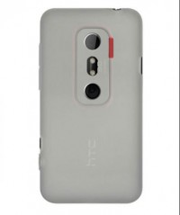 Amzer Soft Gel TPU Gloss Skin Case For HTC EVO 3D