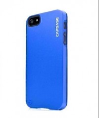 Capdase Alumor Metal Case For iPhone 5 Blue (MTIH5-5133)