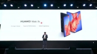 Huawei Mate Xs Launched With Foldable FullView Display