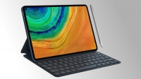 Huawei MatePad Pro With 5G Support, Slim Bezels, M-Pencil Announced