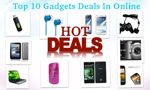 Weekend Guide: Top 10 Gadget Deals Available Online on Smartphones, Tablets, Laptops and More