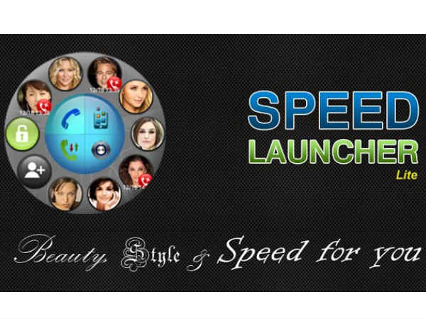 Speed Launcher