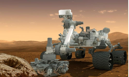 NASA to Launch Twin of Mars Rover Curiosity By 2020