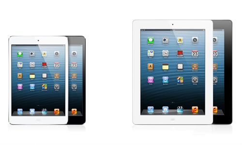 iPad Mini and iPad 4: Apple Tablet Biggies Coming to India this Friday