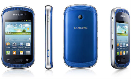 Samsung Galaxy Music Entry-Level Android ICS Smartphone Lands in India