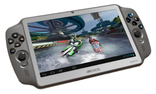 New Archos Gamepad Reaches European market