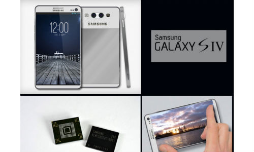 Samsung Galaxy S4 Tipped to Have Bendable and Unbreakable Display