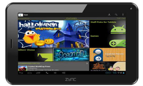 Zync Z99 2G: Pantel Penta T-Pad WS703C Rival Launched at Rs 6,990