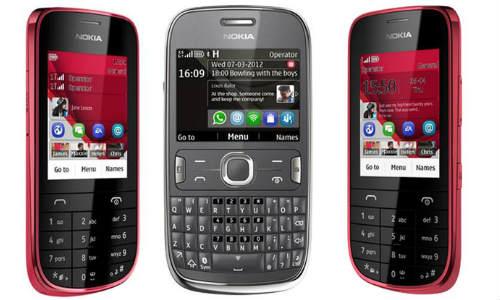 Nokia Demonstrates Nearby App on Asha 308 Smartphone [Video]