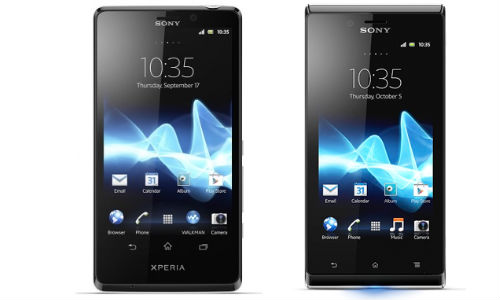 Xperia V and Xperia J: Sony Smartphones to Receive Firmware Update