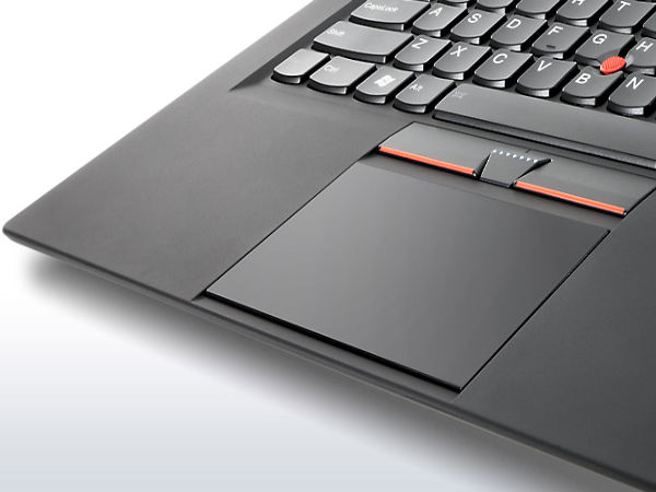 Lenovo ThinkPad X1 Carbon Touch Touchpad