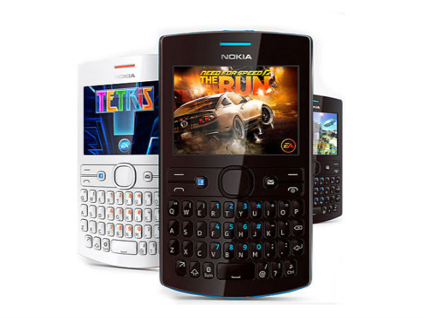 Nokia Asha 205 Features