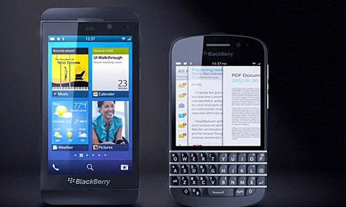 BlackBerry 10 L Series Smartphones: Hands on Video Leaks Online