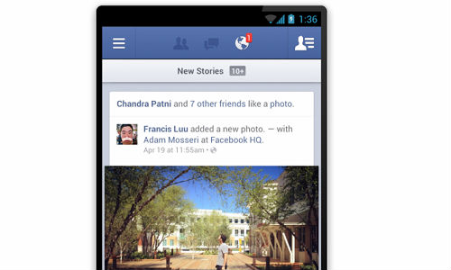 Facebook Ditches Mobile HTML: Launches Native Android App