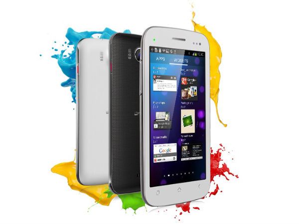 Micromax Superfone Canvas 2 A110