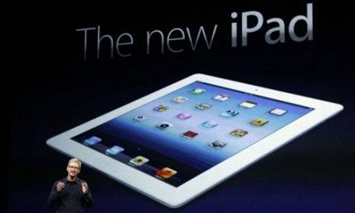 Google Zeitgeist 2012: Apple iPad 3 Tops Global Searches