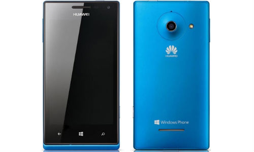 Huawei Ascend W1 & Ascend W2 WP8 Handset to be Launched at CES 2013