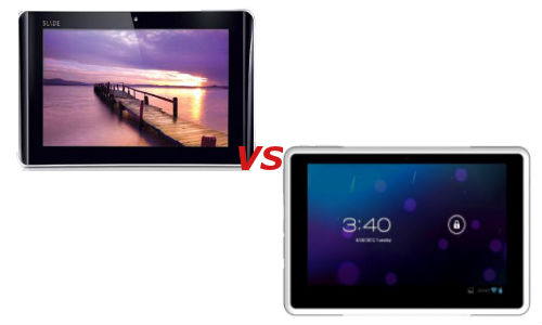 iBall iSlide i6516 vs Karbonn Smart Tab 7 Tornado: Tablet Comparison
