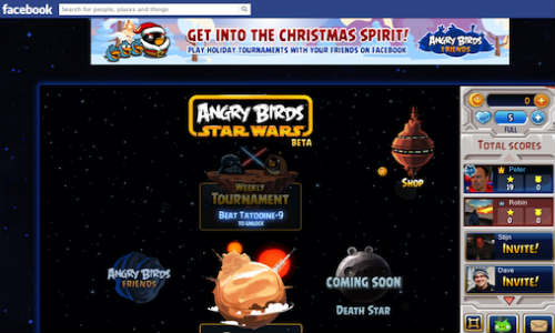 Angry Birds Star Wars: Rovio Brings Beta Version to Facebook