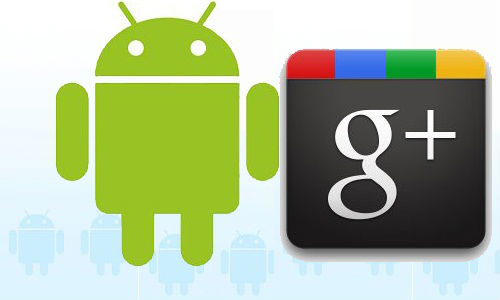 Google+ Android App Updated With Support to Photo Sharing and More