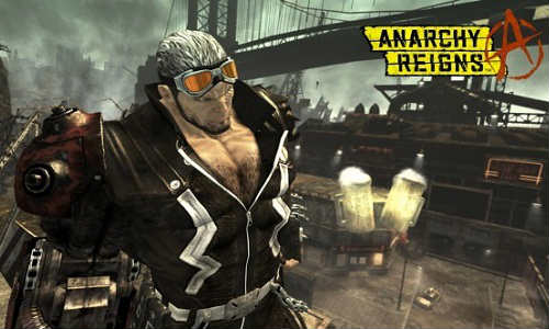 Anarchy Reigns Limited Edition: Coming to India On January 11