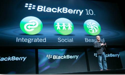 BlackBerry 10 Screenshots Leak Revealing Voice Dictation, Twitter