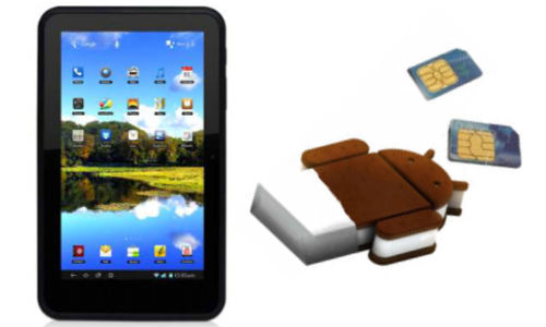 Mercury Launches mTab StreaQ Dual SIM Android ICS Tablet at Rs 11,499