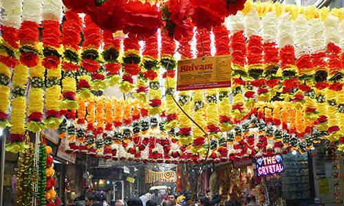 New Delhi's Chandni Chowk Market Goes Online on Google