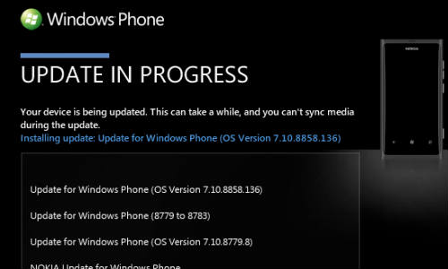 Nokia Lumia 800: Official Windows Phone 7.8 Update Hits Smartphone
