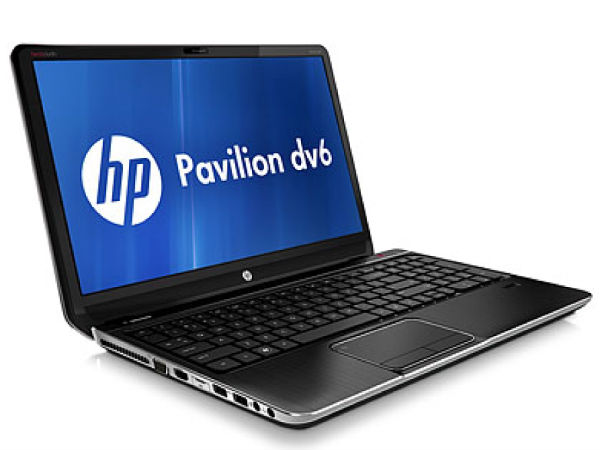 HP Envy Pavilion DV6-7206TX Notebook with windows8