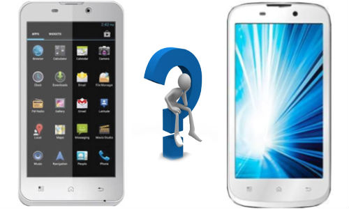 iBall Andi 4.5H vs Lava Xolo A800: Clash Of Entry-Level Smartphones