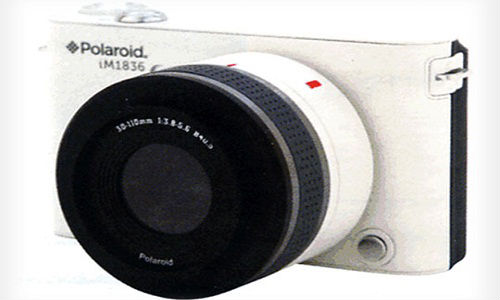Polaroid IM1836: Mirrorless Android Camera to be Launched at CES 2013