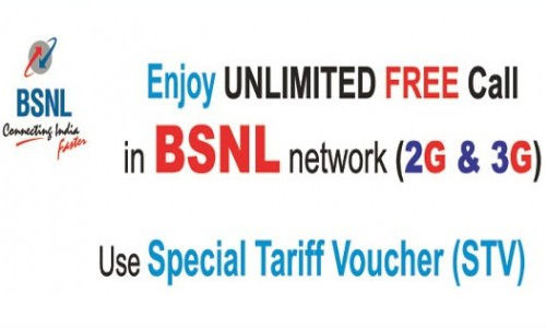 BSNL Launches Special Tariff Vouchers for Local and STD Calls