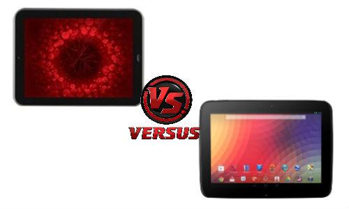 Karbonn Smart Tab 10 Cosmic vs Google Nexus 10: Big Tablet Fight
