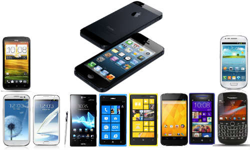 Top 10 Great Alternatives to Buy this Christmas instead of  iPhone 5