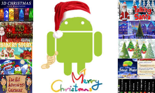 Christmas 2012: 10 Free and Useful Android Apps for the Merry Season