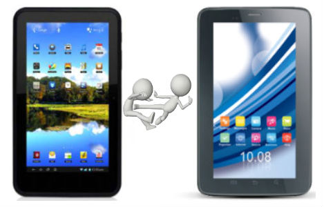 Mercury mTab StreaQ vs Swipe Legend Tab: Which Is A Better Choice?