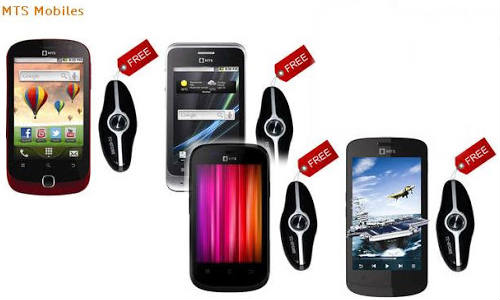 MTS Mobile Christmas Offer: Get Free Restore Bluetooth RS-E100