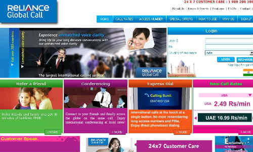Reliance Global Call Announces 40% Discount On Unlimited Calling Plan