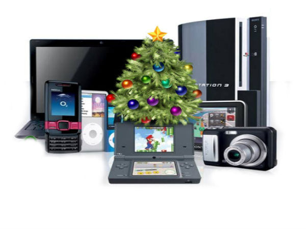 Online Christmas Deals on Gadgets
