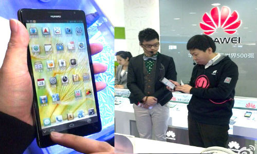 Huawei Ascend Mate With 6.1-Inch Display Coming at CES 2013