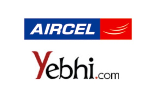 Aircel-Yebhi-tieup-offer-customers-Non-Stop-talking-shoppingexperience