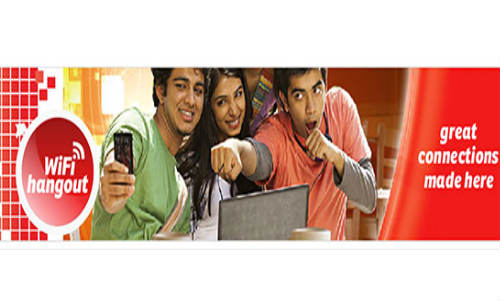 Airtel Wi-Fi Hangout Prepaid Service Introduced at Price Starting Rs20