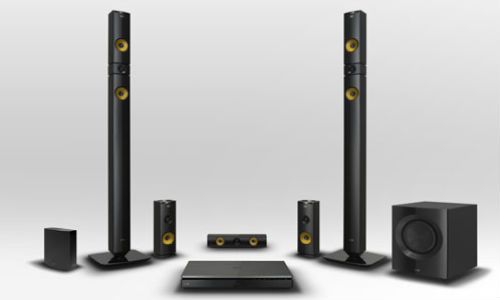 LG Introduces Powerful Audio and Video Line-up Ahead of CES 2013