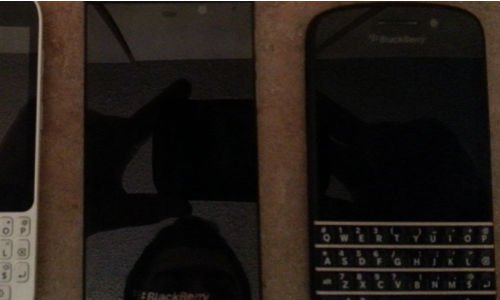 BlackBerry L-series and N-series Smartphones First Images Leak Online