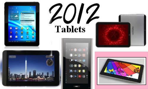 Top 5 Desi Android Tablets Launched in 2012: Worth Buying Right Now