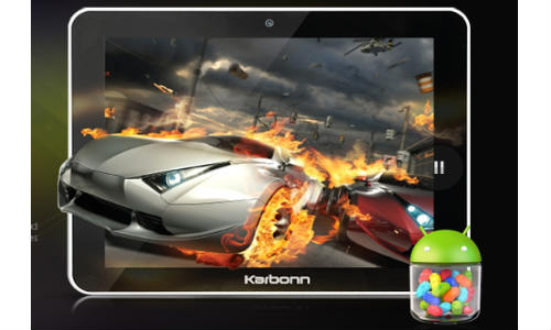Karbonn Smart Tab 8 Velox: Android Jelly Bean Tablet Spotted Online